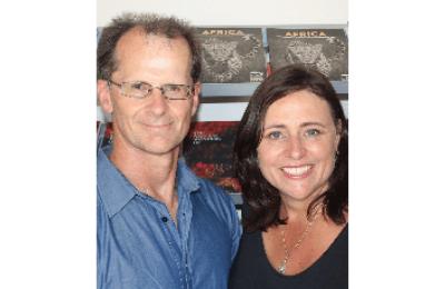 Jane Dolahenty & Russell Pierce Travel Partners